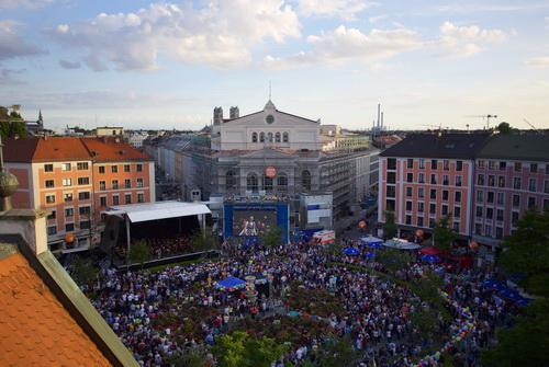 Open-Air in München
