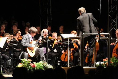 Mozart in kubanischem Umfeld