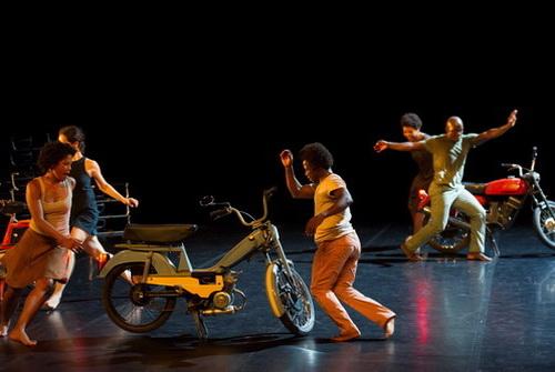 Tanz gegen die Gewalt