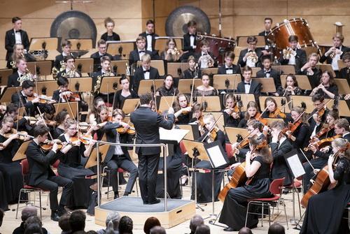 Party im Konzertsaal