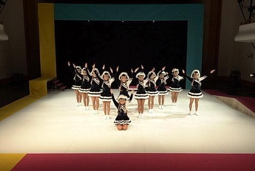 Die Garde tanzt
