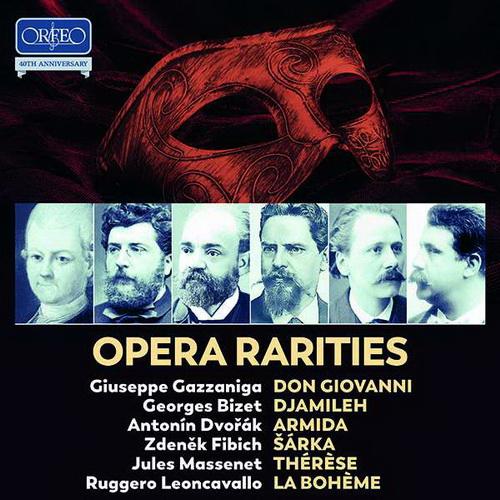 Geburtstagsfeier mit seltenen Opern