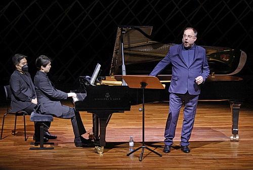 Das Ereignis Grigory Sokolov