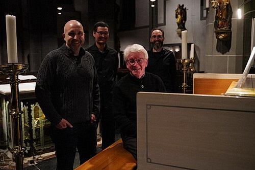 Unterkühlter Jazz und überhitzte Orgel
